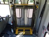2020 Glaval Universal Ford 8 Passenger and 3 Wheelchair Shuttle Bus Interior-GL96377-16