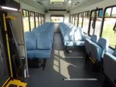 2020 Glaval Legacy Freightliner 26 Passenger and 2 Wheelchair Shuttle Bus Interior-GL97411-11