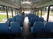 2020 Glaval Legacy Freightliner 26 Passenger and 2 Wheelchair Shuttle Bus Interior-GL97411-12