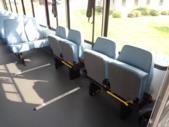 2020 Glaval Legacy Freightliner 26 Passenger and 2 Wheelchair Shuttle Bus Interior-GL97411-13