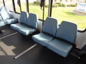 2020 Glaval Legacy Freightliner 26 Passenger and 2 Wheelchair Shuttle Bus Interior-GL97411-14