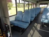 2020 Glaval Legacy Freightliner 26 Passenger and 2 Wheelchair Shuttle Bus Interior-GL97411-15