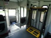 2020 Glaval Legacy Freightliner 26 Passenger and 2 Wheelchair Shuttle Bus Interior-GL97411-17