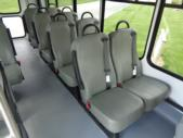 2020 Glaval Commute Ford 11 Passenger and 2 Wheelchair Shuttle Bus Interior-GL97424-14