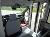 2020 Glaval Commute Ford 11 Passenger and 2 Wheelchair Shuttle Bus Interior-GL97424-17