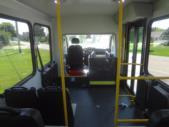 2021 New England Wheels Frontrunner Dodge 8 Passenger and 3 Wheelchair Shuttle Bus Interior-NEW1387-11