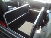 2021 New England Wheels Frontrunner Dodge 8 Passenger and 3 Wheelchair Shuttle Bus Interior-NEW1387-15