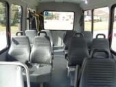 2020 Starcraft Quest Chevrolet 10 Passenger and 2 Wheelchair Shuttle Bus Interior-SQ101509-11