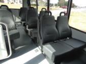 2020 Starcraft Quest Chevrolet 10 Passenger and 2 Wheelchair Shuttle Bus Interior-SQ101509-13