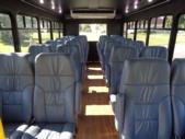 2022 StarTrans Senator II Ford 17 Passenger Shuttle Bus Interior-ST100851-10