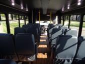 2022 StarTrans Senator II Ford 17 Passenger Shuttle Bus Interior-ST100851-11
