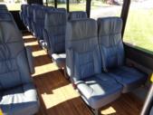 2022 StarTrans Senator II Ford 17 Passenger Shuttle Bus Interior-ST100851-12