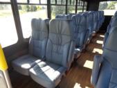 2022 StarTrans Senator II Ford 17 Passenger Shuttle Bus Interior-ST100851-13