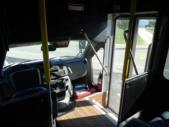 2022 StarTrans Senator II Ford 17 Passenger Shuttle Bus Interior-ST100851-15