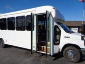 2022 StarTrans Senator II Ford 17 Passenger Shuttle Bus Interior-ST100851-9