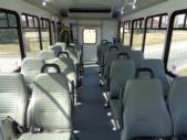 2022 StarTrans Senator II Ford 8 Passenger and 4 Wheelchair Shuttle Bus Interior-ST102278-12