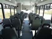 2022 StarTrans Senator II Ford 8 Passenger and 4 Wheelchair Shuttle Bus Interior-ST102278-13