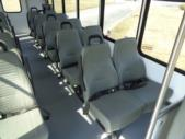 2022 StarTrans Senator II Ford 8 Passenger and 4 Wheelchair Shuttle Bus Interior-ST102278-14