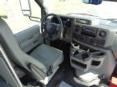 2022 StarTrans Senator II Ford 8 Passenger and 4 Wheelchair Shuttle Bus Interior-ST102278-18