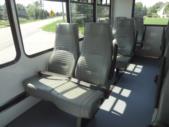 2022 StarTrans Senator II Chevrolet 25 Passenger Shuttle Bus Interior-ST5232-13