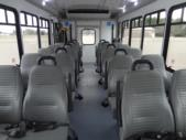2021 StarTrans Senator II Ford 20 Passenger and 2 Wheelchair Shuttle Bus Interior-ST90101-11