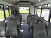 2022 StarTrans Senator II Ford 12 Passenger and 2 Wheelchair Shuttle Bus Interior-ST91006-11