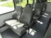 2022 StarTrans Senator II Ford 12 Passenger and 2 Wheelchair Shuttle Bus Interior-ST91006-14