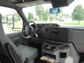 2022 StarTrans Senator II Ford 12 Passenger and 2 Wheelchair Shuttle Bus Interior-ST91006-18