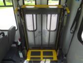 2019 StarTrans Senator II Ford 12 Passenger and 2 Wheelchair Shuttle Bus Interior-ST91007-15