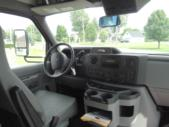 2019 StarTrans Senator II Ford 12 Passenger and 2 Wheelchair Shuttle Bus Interior-ST91007-18