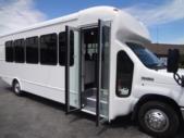 2019 StarTrans Senator II MVP Ford 24 Passenger Shuttle Bus Interior-ST91839-10