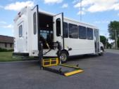 2020 StarTrans Senator II Ford 20 Passenger and 2 Wheelchair Shuttle Bus Interior-ST95940-10