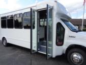 2020 StarTrans Senator II Ford 20 Passenger and 2 Wheelchair Shuttle Bus Interior-ST95940-11