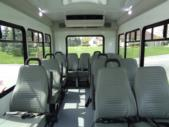 2021 StarTrans Candidate II Ford 13 Passenger Shuttle Bus Interior-ST96811-10