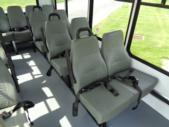 2021 StarTrans Candidate II Ford 13 Passenger Shuttle Bus Interior-ST96811-12