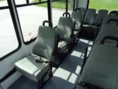 2021 StarTrans Candidate II Ford 13 Passenger Shuttle Bus Interior-ST96811-13