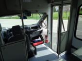 2021 StarTrans Candidate II Ford 13 Passenger Shuttle Bus Interior-ST96811-15