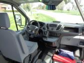 2021 StarTrans Candidate II Ford 13 Passenger Shuttle Bus Interior-ST96811-16