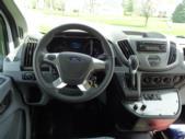 2021 StarTrans Candidate II Ford 13 Passenger Shuttle Bus Interior-ST96811-17