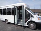 2021 StarTrans Candidate II Ford 13 Passenger Shuttle Bus Interior-ST96811-9
