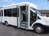 2020 StarTrans Candidate II Ford 11 Passenger and 2 Wheelchair Shuttle Bus Interior-ST99343-11