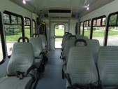 2020 StarTrans Candidate II Ford 11 Passenger and 2 Wheelchair Shuttle Bus Interior-ST99343-12