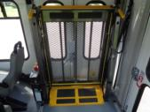 2020 StarTrans Candidate II Ford 11 Passenger and 2 Wheelchair Shuttle Bus Interior-ST99343-16