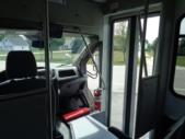 2020 StarTrans Candidate II Ford 11 Passenger and 2 Wheelchair Shuttle Bus Interior-ST99343-17