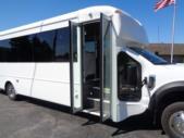 2021 StarTrans Senator II HD Ford 22 Passenger and 2 Wheelchair Shuttle Bus Interior-ST99353-10