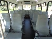 2021 Starcraft Allstar Ford 25 Passenger Shuttle Bus Interior-STAR9675-10