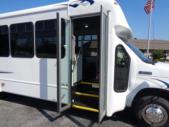 2021 Starcraft Allstar Ford 25 Passenger Shuttle Bus Interior-STAR9675-9