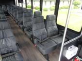 2022 StarTrans President Freightliner 35 Passenger Shuttle Bus Interior-TESCO96424-13