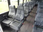 2022 StarTrans President Freightliner 35 Passenger Shuttle Bus Interior-TESCO96424-14