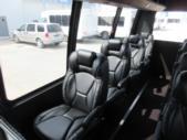 Federal Coach Ford E350  passenger